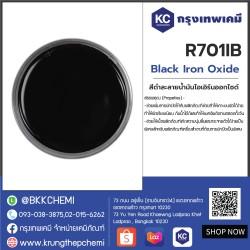 Black Iron Oxide : สีดำละลายน้ำมันไอเอิร์นออกไซด์